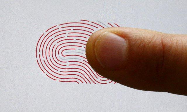 rekam biometrik