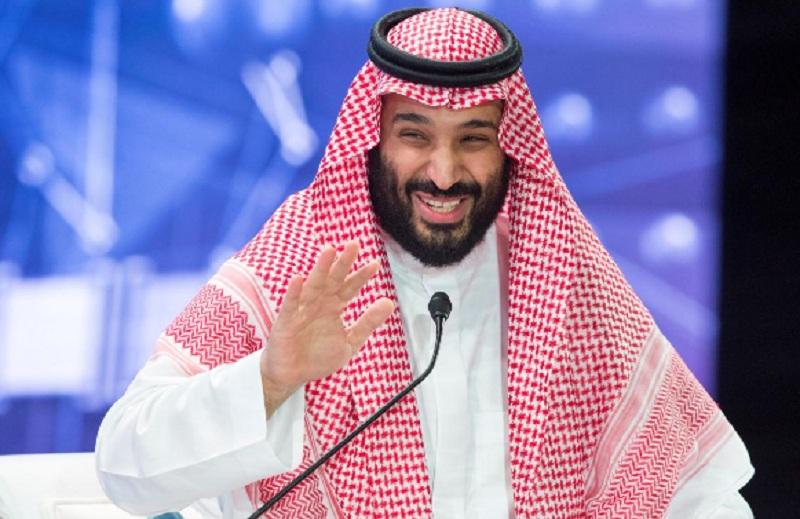 putra mahkota arab saudi