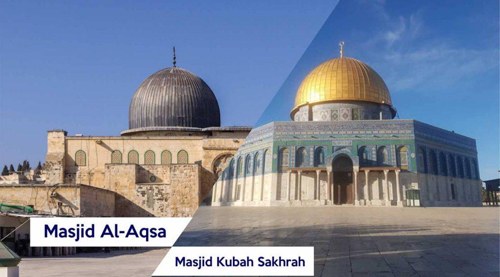 Umrah Plus Masjidil Aqsa (14 Hari)